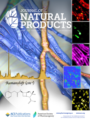 Journal cover of Natural Products